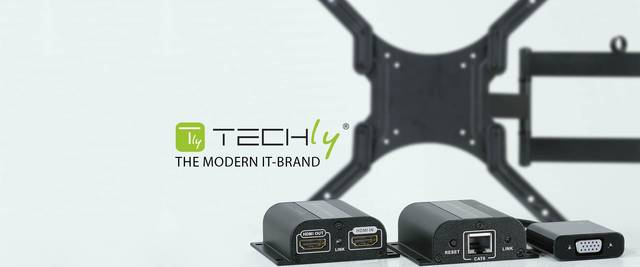 TECHLY® - the modern IT-Brand