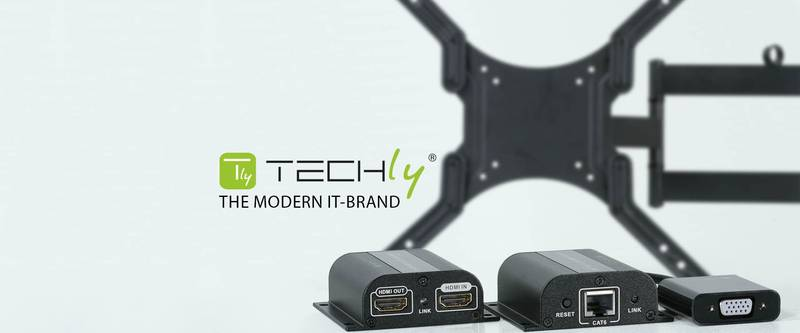 TECHLY® The modern IT-Brand