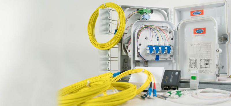FTTH networks: with Fiber optic to the fastest connection