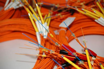 fiber optic cables production
